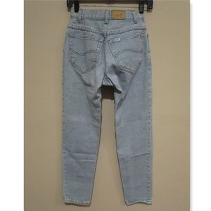 Vintage LEE high waist stonewashed jeans FP mom